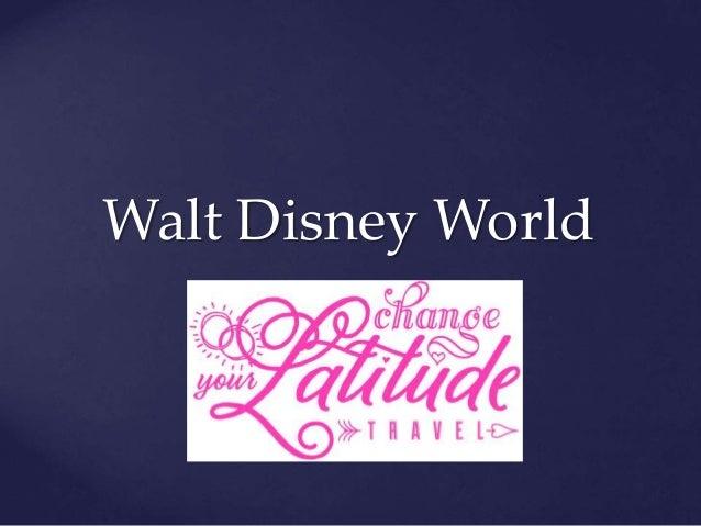 Disney World Options
