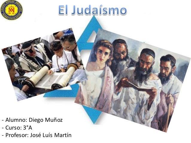 - Alumno: Diego Muñoz- Curso: 3°A- Profesor: José Luís Martín