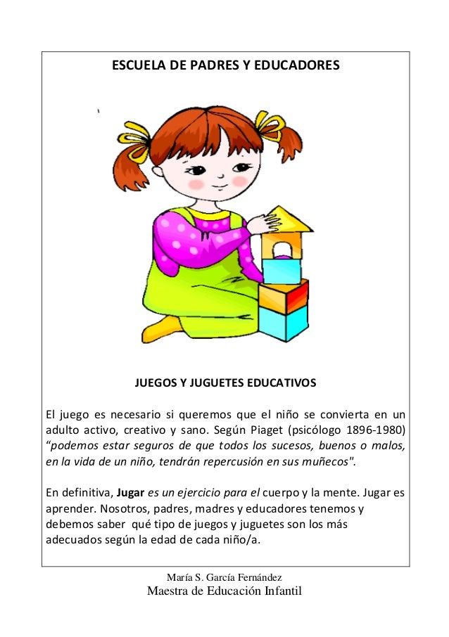 El juego infantil. juegos y juguetes
