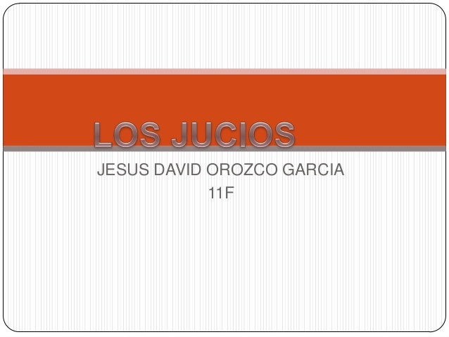 JESUS DAVID OROZCO GARCIA            11F