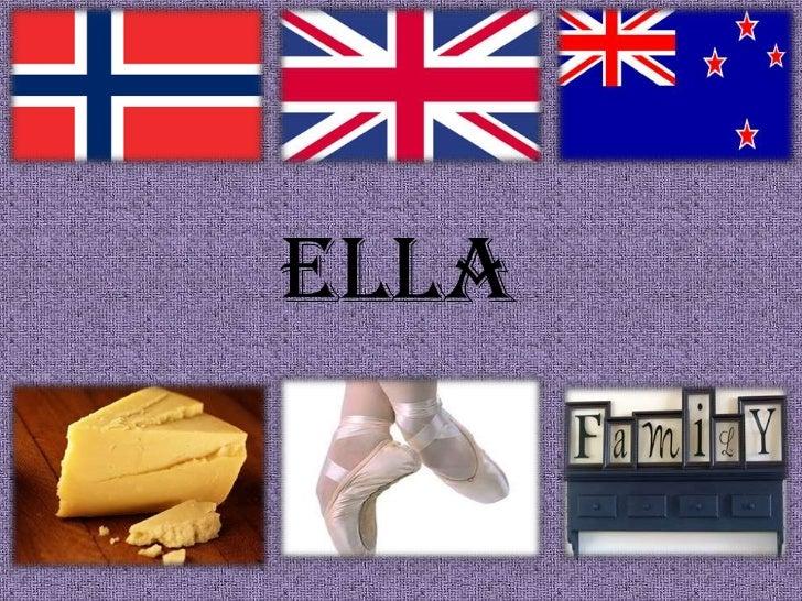 Ella's Totem-pole