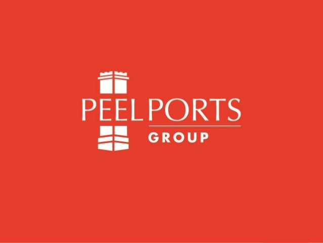 Peel Ports. More than Ports PlaceEXPO: Ellesmere Port Development Update Warren Marshall Group Head of Port Planning 15th ...
