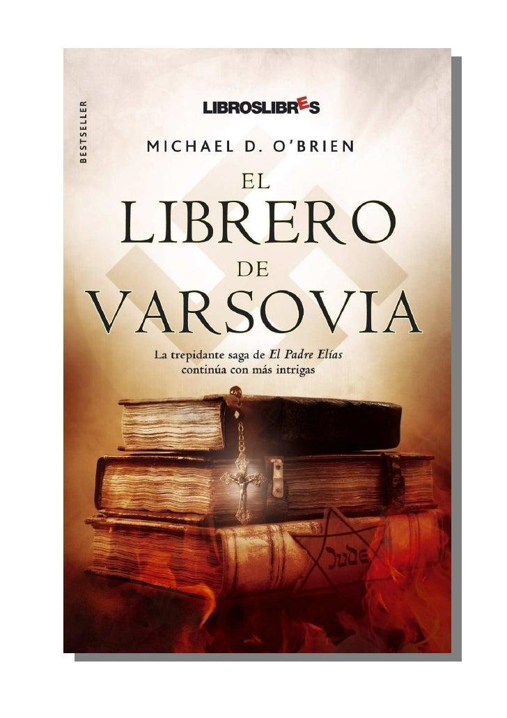 Michael O'brien                       El      librero          de     Varsovia                                1           ...