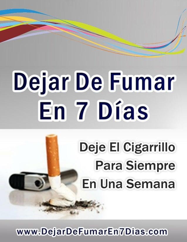 Si dejar fumará la tos