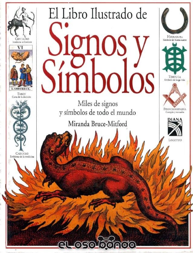 El libro ilustrado de los signos y símbolos