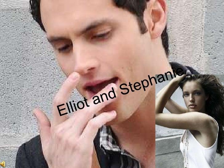 Elliot and Stephanie<br />