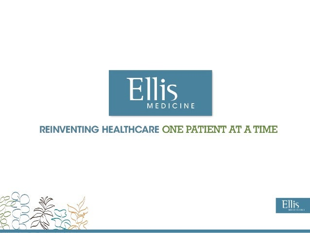 Ellis Medicine – Social Media Matthew Van Pelt Social Media / Communications Specialist