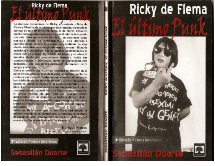 El último punk   ricky de flema