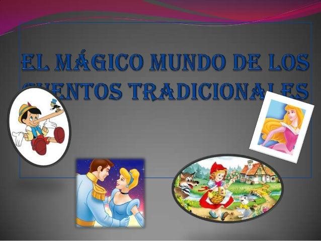 El maravilloso mundo de los cuentos tradicionales2012 [autoguardado]