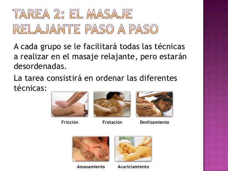 relajante masajes hacerse una paja