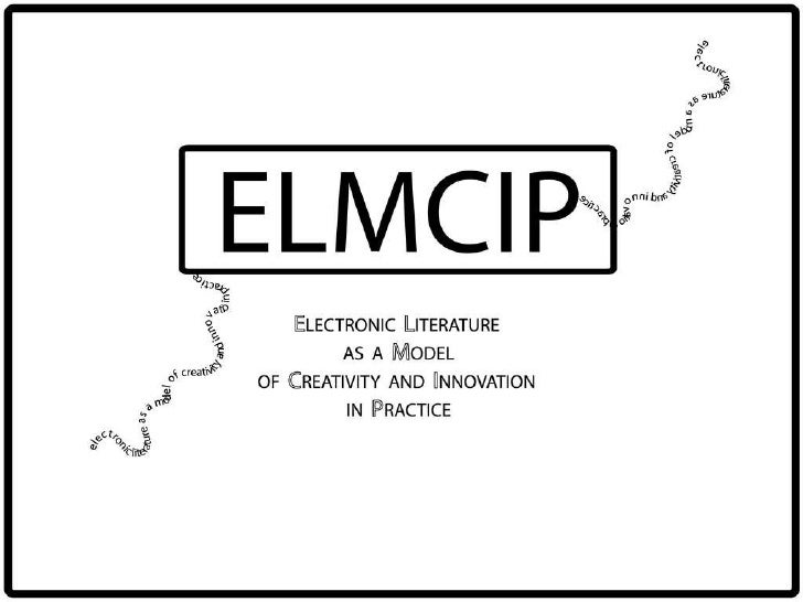 ELMCIP Presentation
