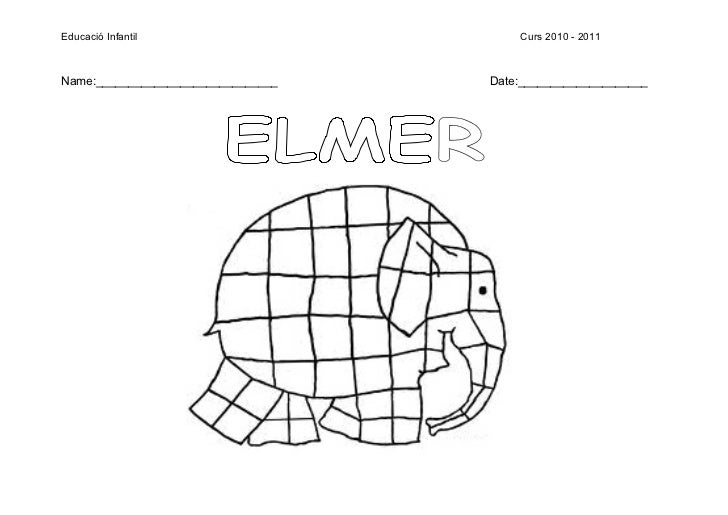 elmer worksheets. Black Bedroom Furniture Sets. Home Design Ideas