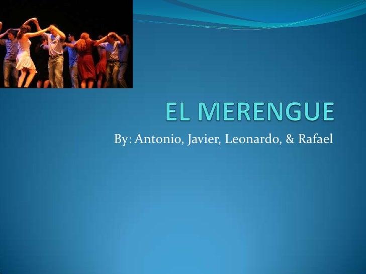 El merengue newest version
