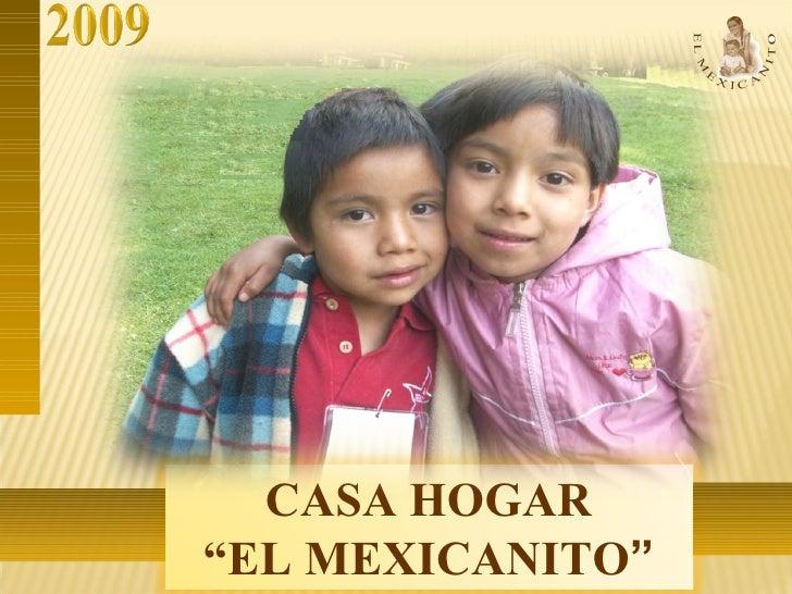 Casa Hogar El Mexicanito
