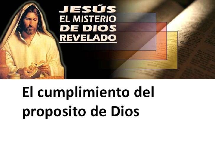 El Misterio De La Iglesia