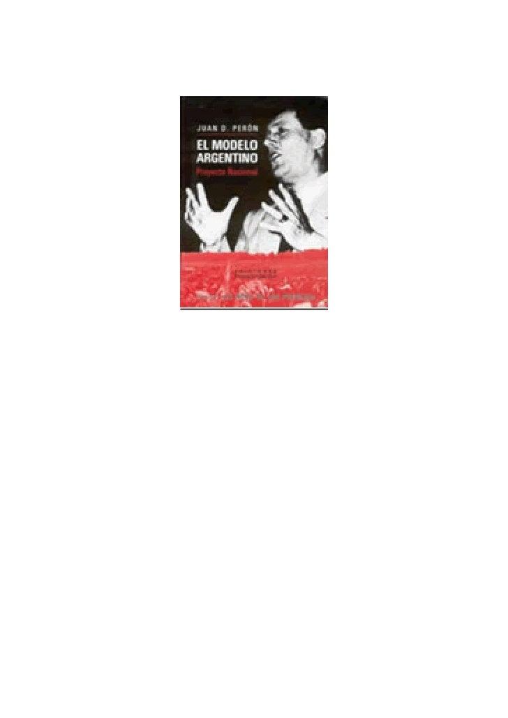EL PROYECTO NACIONAL Introducción      En un ensayo ya clásico para todo lector de lengua castellana, Jose Ortega y Gasset...