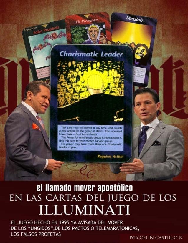 El mover apostolico en las cartas illuminati for Illuminati juego de mesa