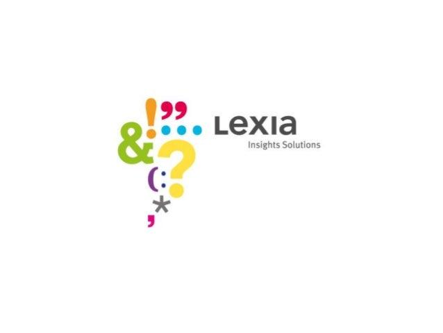 El mundo de los Niñ@s (Parte 2)- Lexia