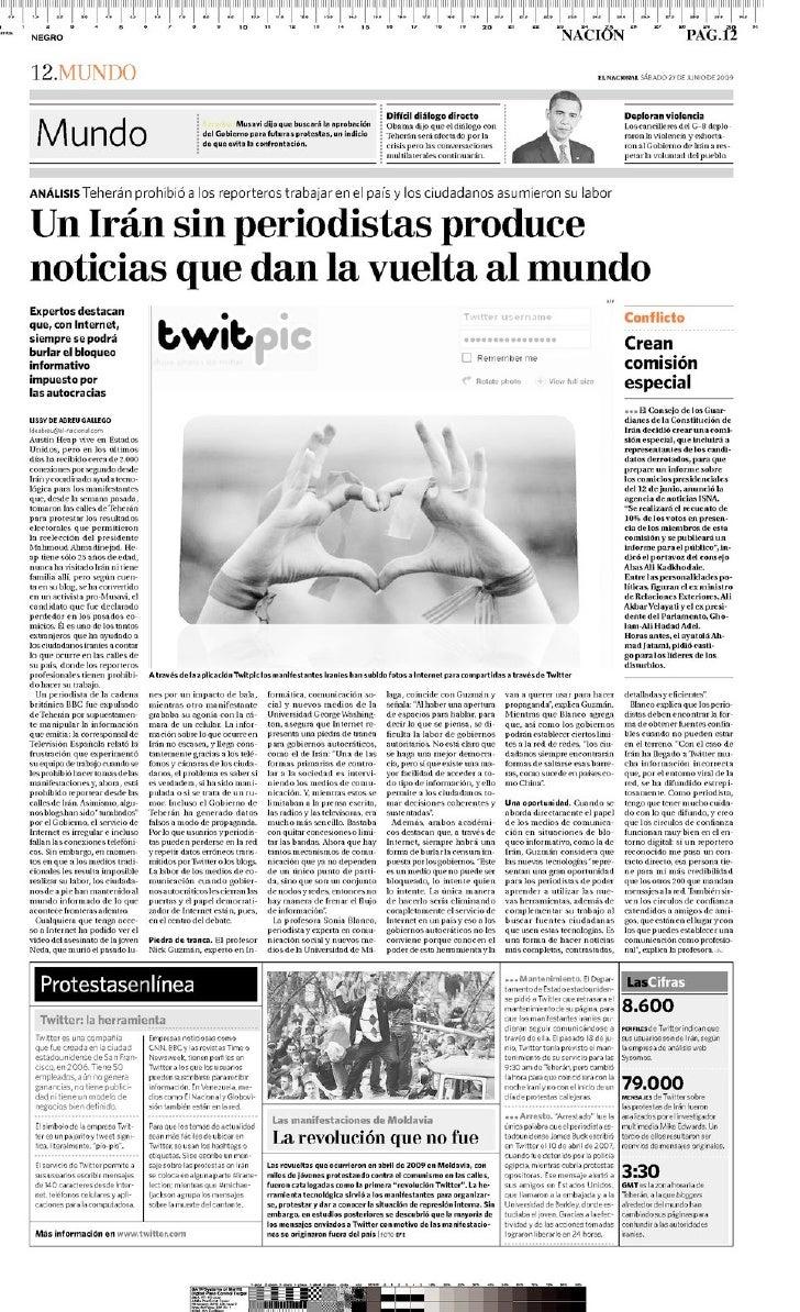El Nacional 27-06-09