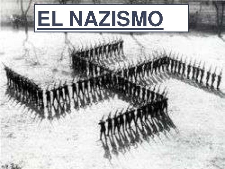 EL NAZISMO<br />