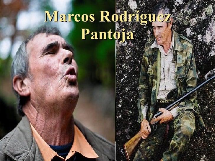 Marcos Rodríguez Pantoja