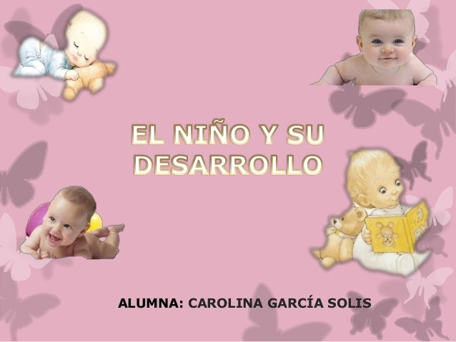 ALUMNA: CAROLINA GARCÍA SOLIS