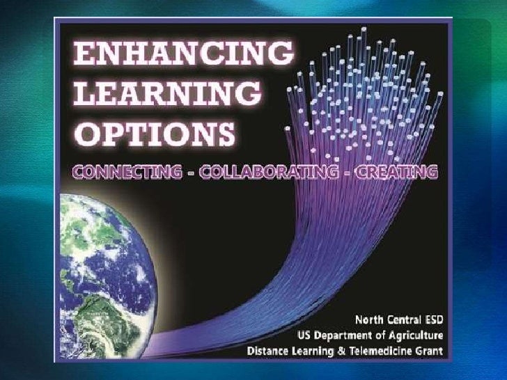 Enhancing Learning Options