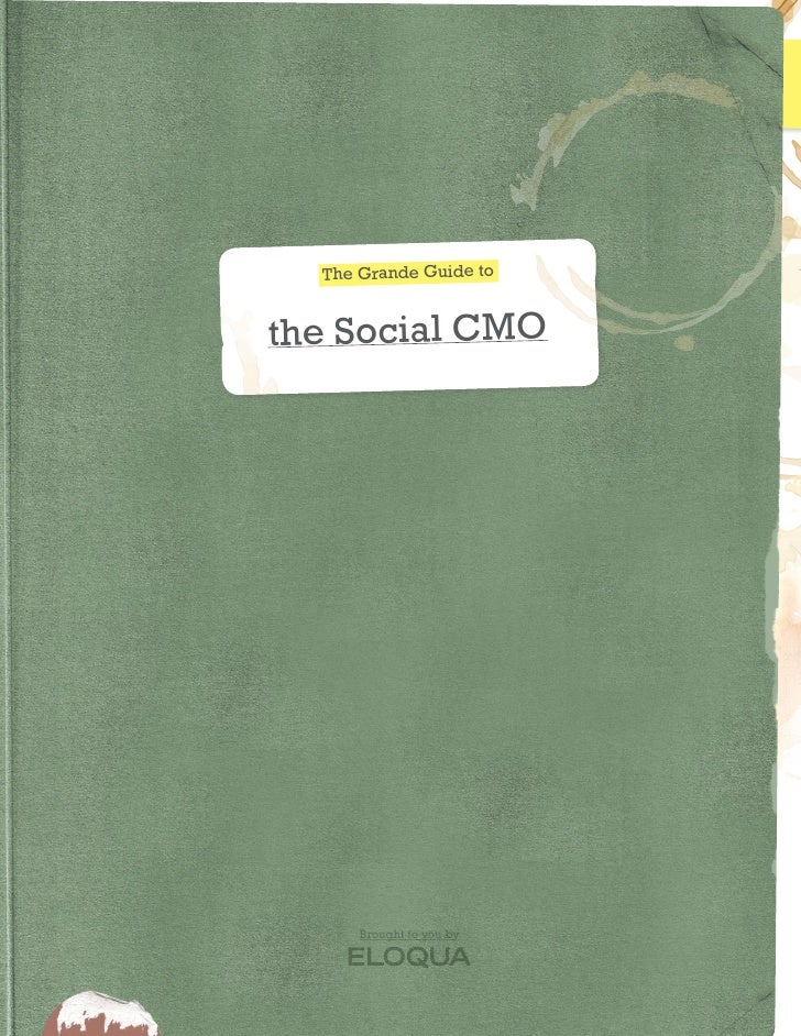 Eloqua Grande Guide Social Cmo