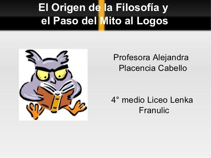 filosofia logos: