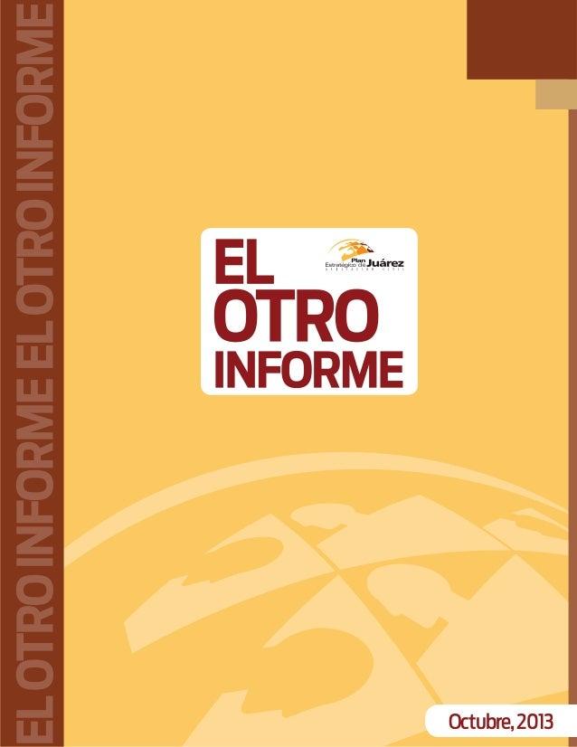 INFORME CIUDADANO - El otro informe municipal