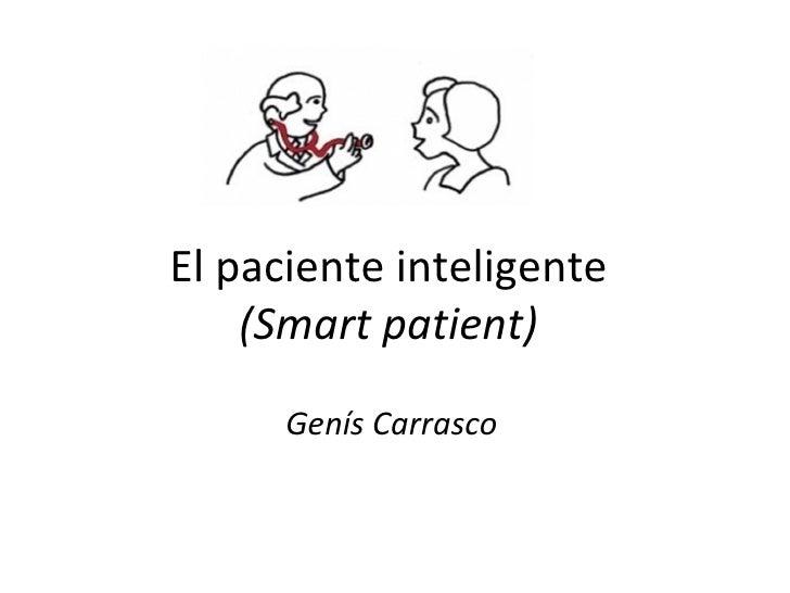 El paciente inteligente (2)