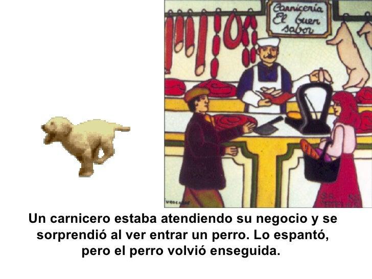 El perro y el carnicero pps