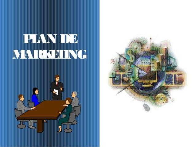 El plan de marketing por juan carlos chourio moreno
