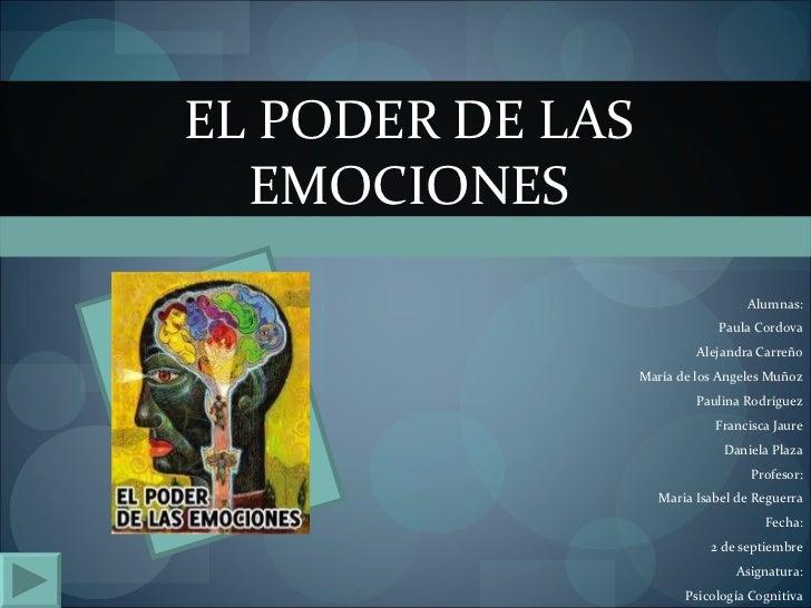 Alumnas: Paula Cordova Alejandra Carreño María de los Angeles Muñoz Paulina Rodríguez Francisca Jaure Daniela Plaza Profes...