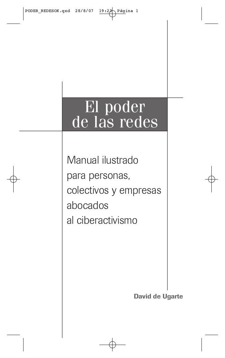 Material de Apoyo Clases de José Fernández-Ardáiz - El Poder de las Redes - de Ugarte