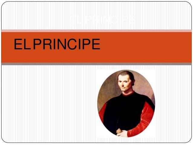 EL PRINCIPE  ELPRINCIPE
