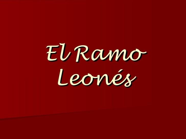 El Ramo Leonés