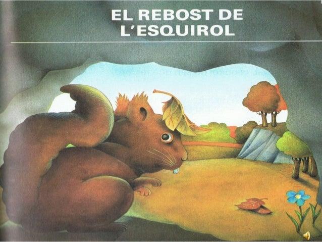 El rebost de l'esquirol