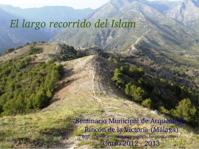 luque muslim Pedro abad is a small town located in the province of córdoba magdalena luque canalejo: constructed and run by the islamic movement ahmadiyya muslim.