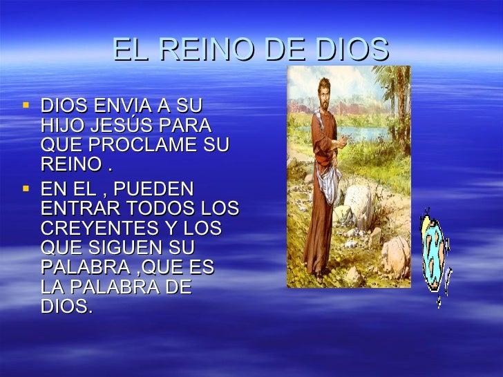 El Reino De Dios[1]