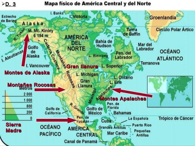 Sierra Madre Occidental Mapa