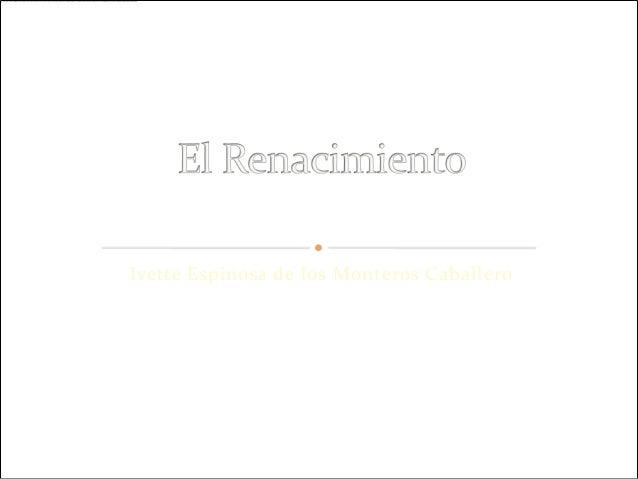 Ivette Espinosa de los Monteros Caballero