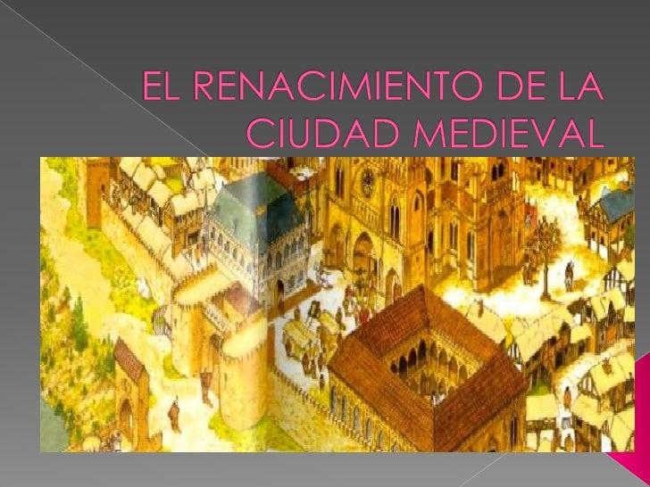 cudad medieval