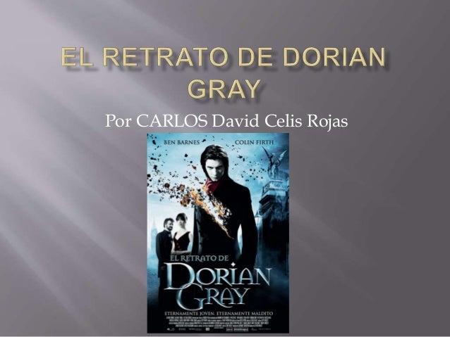 Por CARLOS David Celis Rojas