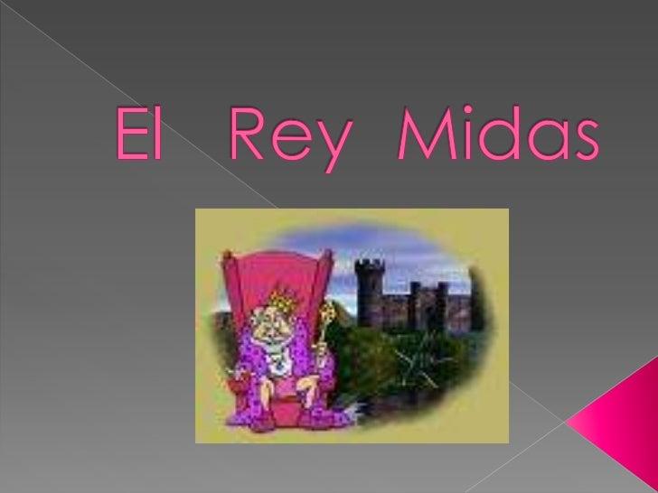 El   Rey  Midas<br />