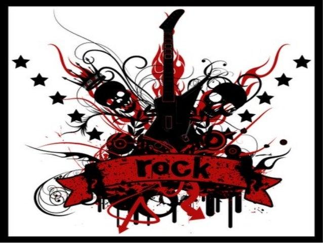 ÍndiceÍndice● ¿Cómo y cuándo nació el rock?● Evolución del rock● ¿Que instrumentos se usan?● Algunas estrellas del rock