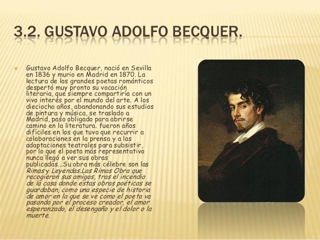 Gustavo Adolfo BecQuer no son los muertos