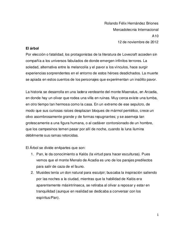 Rolando Félix Hernández Briones                                                        Mercadotecnia Internacional        ...