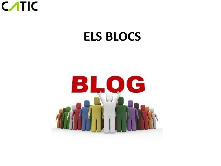 Píndola: Els blocs