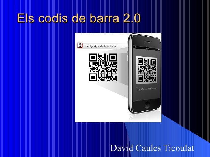 Els codis de barra 2.0